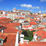 Portugal, Lisbon, Roof tops, Alfama © Monica Wells Photography 2020