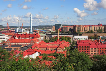 Gothenburg overview © Monica Wells Photography 2020
